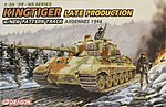 King Tiger Henschel Turret Late Version -- Plastic Model Tank Kit -- 1/35 Scale -- #6232