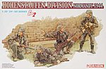 Hohenstaufen Division Gen2 -- Plastic Model Military Figure -- 1/35 Scale -- #6282