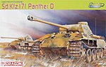 Sd.Kfz.171 Panther D Premium Ed -- Plastic Model Tank Kit -- 1/35 Scale -- #6299