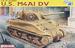 M4A1 Direct Vision Tank -- Plastic Model Tank Kit -- 1/35 Scale -- #6404