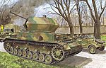 Flakpanzer IV Ostwind Smart Kit -- Plastic Model Tank Kit -- 1/35 Scale -- #6550