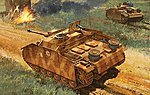 Stug.III Ausf.G May 1943 Production -- Plastic Model Tank Kit -- 1/35 Scale -- #6578