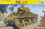 M4 Direct Vision Tank -- Plastic Model Tank Kit -- 1/35 Scale -- #6579