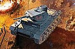 Pz.Kpfw III Ausf.G -- Plastic Model Tank Kit -- 1/35 Scale -- #6639