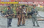 Panzergrenadier Arnhem 1944 -- Plastic Model Military Figure -- 1/35 Scale -- #6648