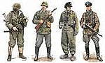 Das Reich Division Eastern Front 1942-43 -- Plastic Model Military Figure -- 1/35 Scale -- #6706