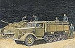 German Half-Track Truck Maultier -- Plastic Model Halftrack Kit -- 1/35 Scale -- #6761
