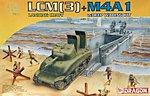 1/72 LCM(3) + M4A1 w/Deep Wading Kit