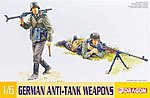 German Anti-Tank Weapons (3) -- Plastic Model Weapons Kit -- 1/6 Scale -- #75014