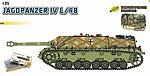 Jagdpanzer IV L/48 Normandy 1944 -- Plastic Model Tank Kit -- 1/35 Scale -- #9145