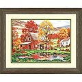 Friends of Autumn -- Paint By Number Kit -- #91475