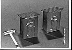 Goose/Gander Outhouses - HO-Scale