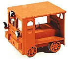 MT-14 Fairmont Spdr Later - HO-Scale