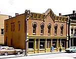 Erik's Emporium Kit -- N Scale Model Railroad Building -- #woo51400