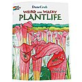 Weird and Wacky Plantlife Coloring Book