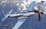 1/48 P63E King Cobra Single-Seat Aircraft