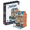 JigScape HO 3D West End Theatre (55pcs) -- 3D Jigsaw Puzzle -- #ho4101h