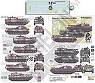 Ukrainian AFVs Ukraine-Russia Crisis Pt.4 -- Plastic Model Military Decal -- 1/35 Scale -- #356196