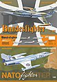 Bundesfighter NATO Fighter (Limited Edition Plastic Kit) -- 1/48 Plastic Model Airplane -- #1133
