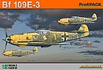 Bf109E3 Fighter (Profi-Pack) -- Plastic Model Airplane Kit -- 1/32 Scale -- #3002