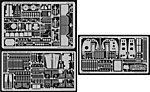 UH1C Huey Interior Pt1 for Academy & Italeri -- Plastic Model Helicopter Accessory -- 1/35 -- #32086