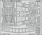 Fw190F8 Wheel Bay for Revell -- Plastic Model Aircraft Accessory -- 1/32 Scale -- #32373