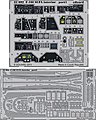 Aircraft- F16I Sufa Interior -- Plastic Model Aircraft Accessory -- 1/32 Scale -- #32692