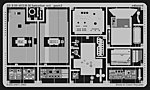 Armor- Scud B Interior -- Plastic Model Vehicle Accessory -- 1/35 Scale -- #35540