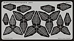 Fern Leaves/Kaprad II Pt2 -- Miscellaneous Detailing Item -- 1/35 Scale -- #35674