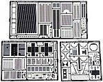 Photo Etch Set Sturmtiger Interior -- Plastic Model Aircraft Decal -- 1/35 Scale -- #35960