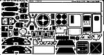 Aircraft- B17F/G Interior -- Plastic Model Aircraft Accessory -- 1/48 Scale -- #48207