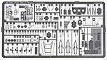 Photo Etch Set P-61 Black Widow Interior -- Plastic Model Aircraft Decal -- 1/48 -- #48382