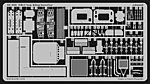 Aircraft- SH3 Sea King Interior -- Plastic Model Aircraft Accessory -- 1/48 Scale -- #48408