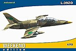 L39ZO Aircraft (Weekend Edition) -- Plastic Model Airplane Kit -- 1/72 Scale -- #7416