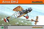 Airco DH2 BiPlane (Profi-Pack) -- Plastic Model Airplane Kit -- 1/48 Scale -- #8094