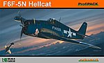 F6F/5N Night Fighter (Profi-Pack) -- Plastic Model Airplane Kit -- 1/48 Scale -- #8226