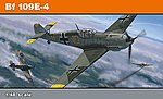 Bf109E4 Fighter (Profi-Pack) -- Plastic Model Airplane Kit -- 1/48 Scale -- #8263