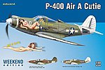 P400 Air A Cuttie Aircraft (Weekend Edition Kit) -- Plastic Model Airplane -- 1/48 Scale -- #8472