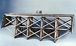 Gully trestle - HO-Scale