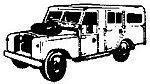 Land Rover Safari - HO-Scale