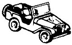 Jeep USA - HO-Scale