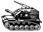 Tank USA T-98 - HO-Scale
