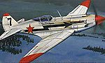 1/72 WWII MiG3 Russian Fighter