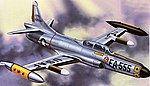 F94-C STARFIRE USAF Late 1-72
