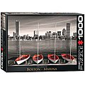 Boston Marina 1000pcs -- Jigsaw Puzzle 600-1000 Piece -- #6000-0661