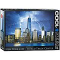 New York City Freedom Tower 1000pcs -- Jigsaw Puzzle 600-1000 Piece -- #6000-0731