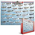 Allied Air Command WWII Fighters (1000pc) -- Jigsaw Puzzle 600-1000 Piece -- #60379