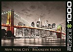 New York City Brooklyn Bridge (1000pc) -- Jigsaw Puzzle 600-1000 Piece -- #60662
