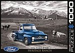 1954 Ford F100 Heritage Ranch (1000pc) -- Jigsaw Puzzle 600-1000 Piece -- #60668