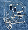 Riteway N & Z Scale 90 Clamping Tool Set (2 Clamps)